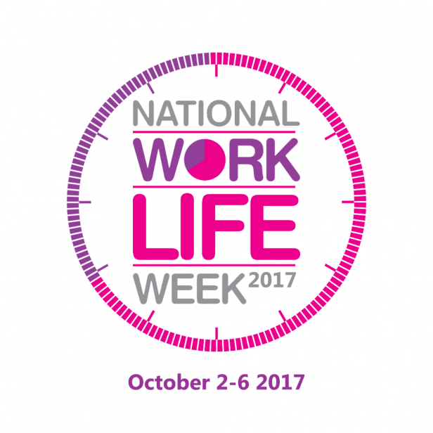 IT'S NATIONAL WORK LIFE WEEK