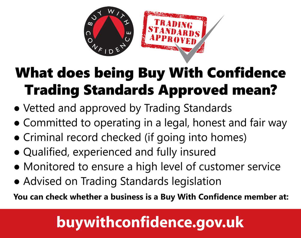 Trading Standards Approved Meaning